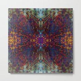 Andromeda geometry Metal Print