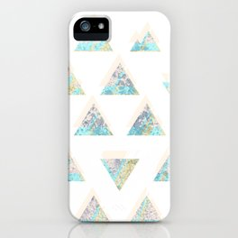 pattern no. 3 / missing summer iPhone Case
