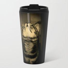 Austin the Bengal Cat Travel Mug