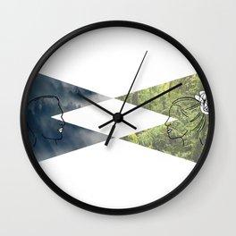 Contingencia Wall Clock