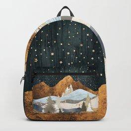 Winter Stars Backpack