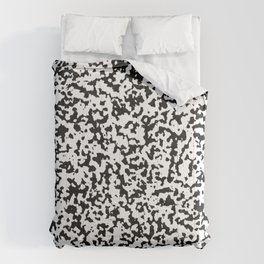 spotted fur Comforters