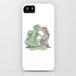 King's Love iPhone Case