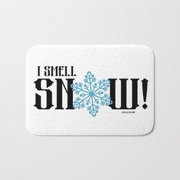 Gilmore Girls Quote Snow Bath Mat