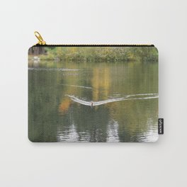 Wapato Lake in Tacoma, Washington Carry-All Pouch