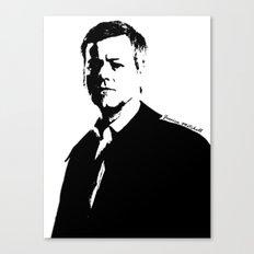 DI Greg Lestrade Canvas Print