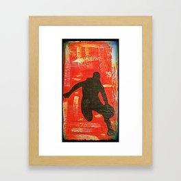 Hoop Dreams 2 Framed Art Print