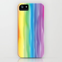 Man needs colour to live iPhone Case