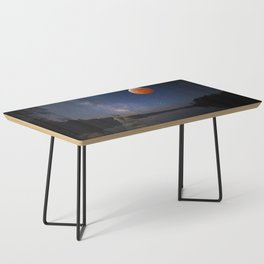 Super Blood Wolf Moon Coffee Table