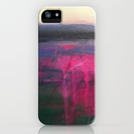Passion Purpose and Play iPhone Case