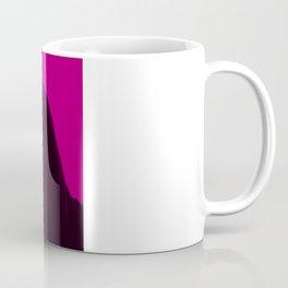 Pink Pug Coffee Mug