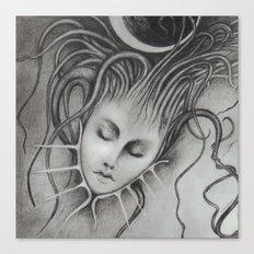 Quinquatria Canvas Print