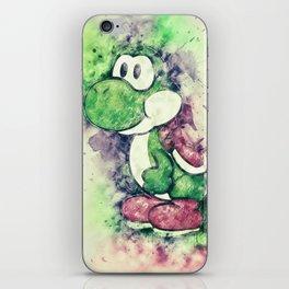 Yoshi iPhone Skin