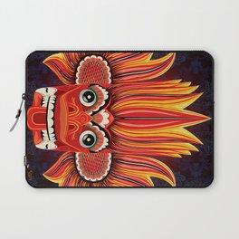 Sri Lankan Fire Demon Laptop Sleeve