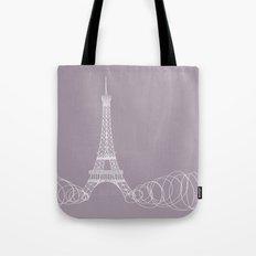 Paris by Friztin Tote Bag