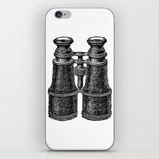 Binoculars 2 iPhone & iPod Skin