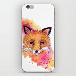 Foxy Fox iPhone Skin