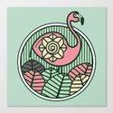 Flamingo by logikevidence