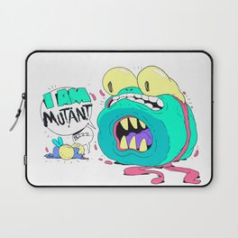 Not a Teenage Mutant Ninja Turtle Laptop Sleeve