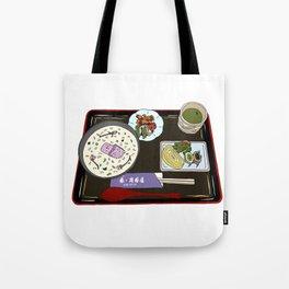 Nara Japanese Lunch Platter Tote Bag