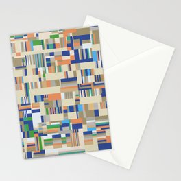 Chromatetude (Soft Colours) Stationery Cards
