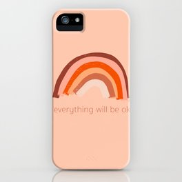 Ambience 27 ok iPhone Case