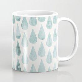 Drop water pattern Coffee Mug