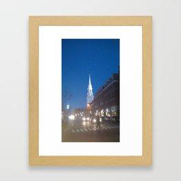 Portsmouth Framed Art Print