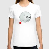 snatch T-shirts featuring Lovestruck Lump by Shawnimals
