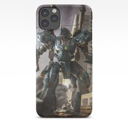 KAMPFER iPhone Case