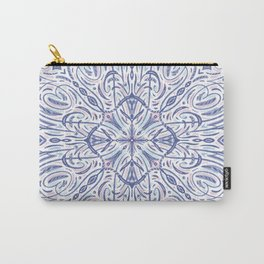 Delft Tile Carry-All Pouch