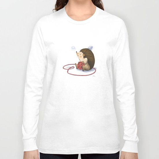 Hedgy Long Sleeve T-shirt