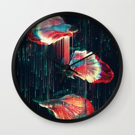 Deeply Wall Clock