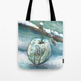 winter ground cherry Tote Bag