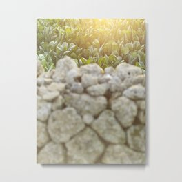 Sunset in Italy, fine art, landscape photo, Sicily photography, Puglia, Apulia, nature lover, love Metal Print