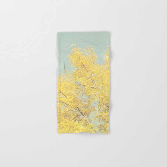 Autumn Tree Hand & Bath Towel
