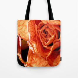 Withered and Wrinkled Tote Bag