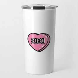 XOXO Heat Candy Travel Mug