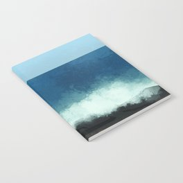 breaking waves Notebook