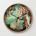 Sandro Botticelli's The Birth of Venus by mosfunky