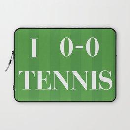 I heart Tennis Laptop Sleeve