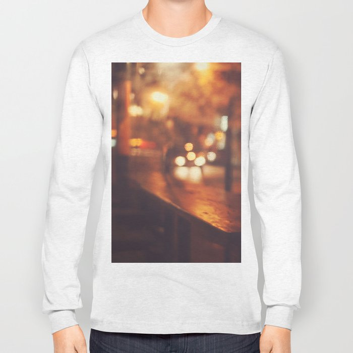 City night Long Sleeve T-shirt