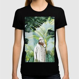 MR.Horse in the jungle T-shirt