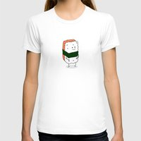 nori T-shirts featuring Foods Of The World: Japan by Studio14
