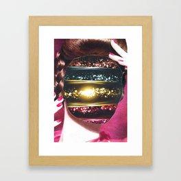 Faceless Series No.2 Framed Art Print