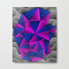 smell the colour 11 Metal Print