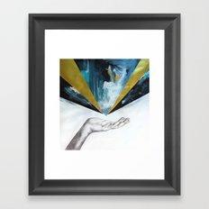 Let it Come Framed Art Print