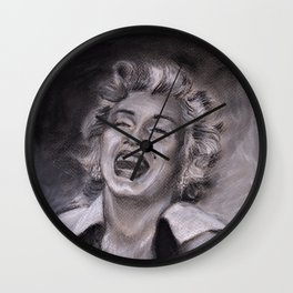 Hollywood Legends 1 Wall Clock
