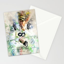 Pierre Gasly Stationery Cards