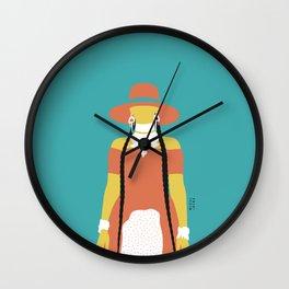 I woke up like this Wall Clock